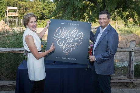 Dallas Zoo Fundraiser Invites Supporters To Be Wild At Heart