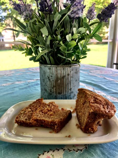 Recipe of the Week: Chip's Zucchini Bread