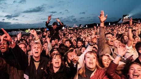 The Minds of 99 på Northside 2019 . Foto af Flemming Bo Jensen