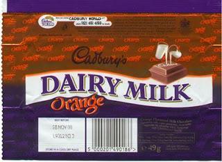 Cadbury Dairy Milk Simply The Zest Review
