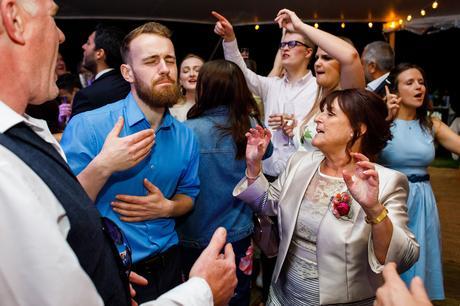 mother of the bride on the dancefloor