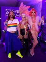 Home Is Where The Bar Is:  Smirnoff House Of Pride Party June 27, 2019 NYC