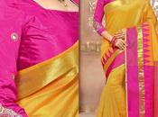 Different Types Gorgeous Silk Sarees Every Bride Must Have Wardrobe
