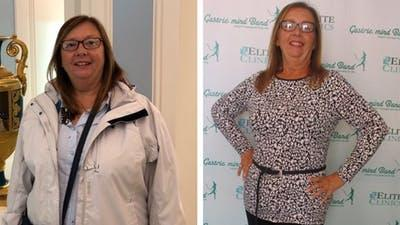 How Gayle managed to change her life to the better at 66