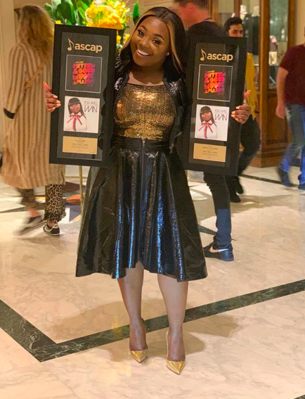 JeKalyn Carr Shines At ASCAP Awards + You Will Win Conference