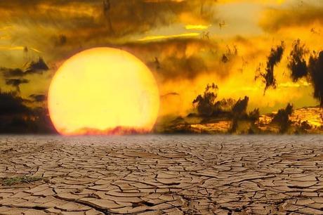 landscape-nature-sunset-climate change
