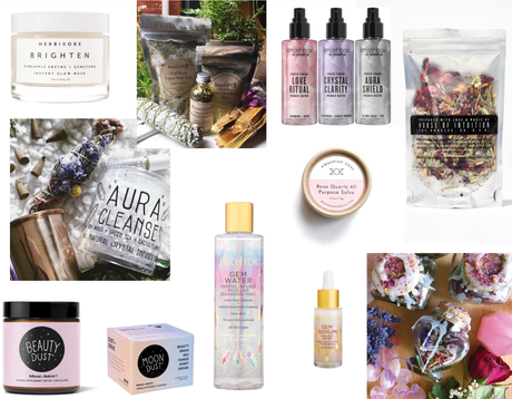 Magickal Beauty Products With Heart (For The UK And USA!)