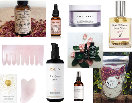 Magickal Beauty Products With Heart (For The UK And USA!) - Paperblog