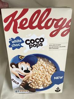 Kellogg's White Chocolate Coco Pops