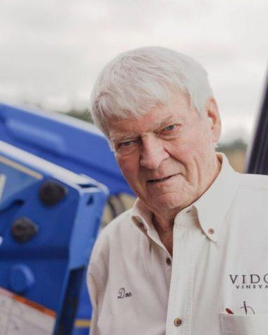 Wine Industry Interviews: Don Hagge – Vidon Vineyard