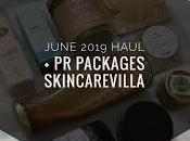 June 2019 Hauls Packages