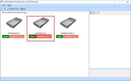 Recover Virus Infected Files From USB Flash Drive