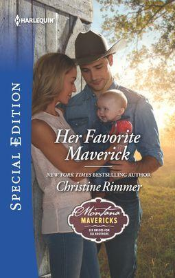 Her Favorite Maverick by Christine Rimmer - Feature and Review
