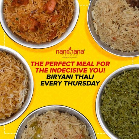 A Must visit place in Bangalore to taste spicy Andhra Style Biryani