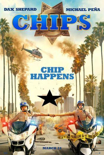 ABC Film Challenge – Crime – C – CHIPS (2017)