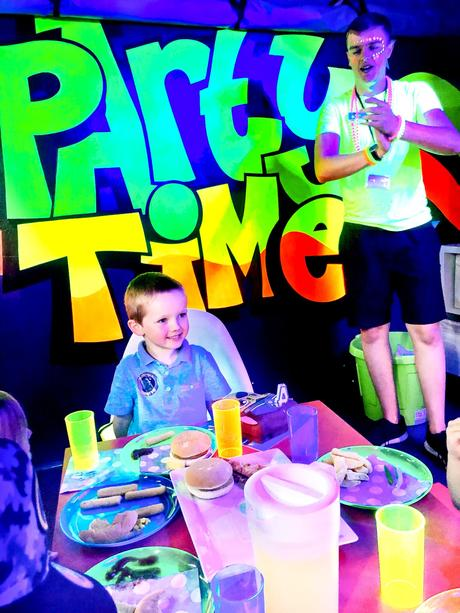 Logan's 4th Birthday & A VERY Sunny June Weekend