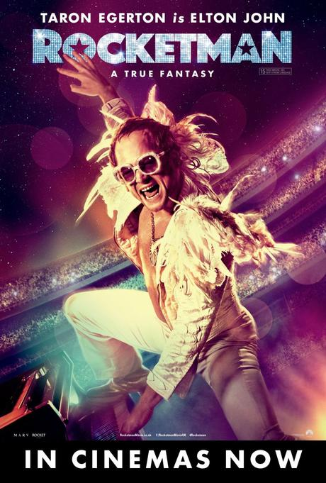 Paramount Pictures UK offer 2 for 1 Rocketman tickets to Celebrate Pride in London