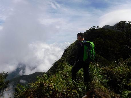 Mt. Madjaas  View Deck