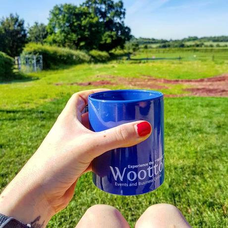 Travel || Wootton Park, Glamping in the Midlands