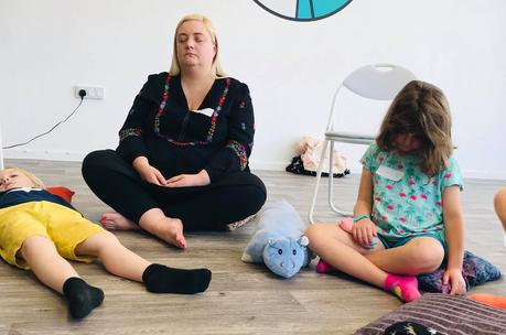 What A Mindfulness For Kids Class Taught Me About Myself
