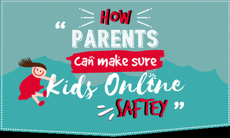 How Parents can Make Sure Kid's Online Safety