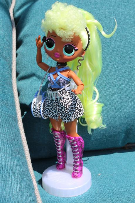 Dolly Review: LOL Surprise OMG Fashion Doll Lady Diva
