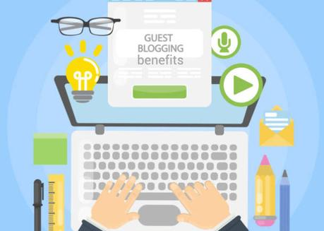 How to Use Guest Blogging for Building Links Naturally