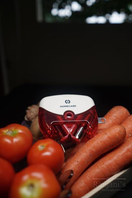 Homecare vegetable chopper review