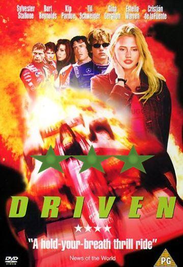 Sylvester Stallone Weekend – Driven (2001)