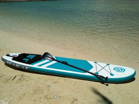 Goosehill Inflatable Standup Paddleboard