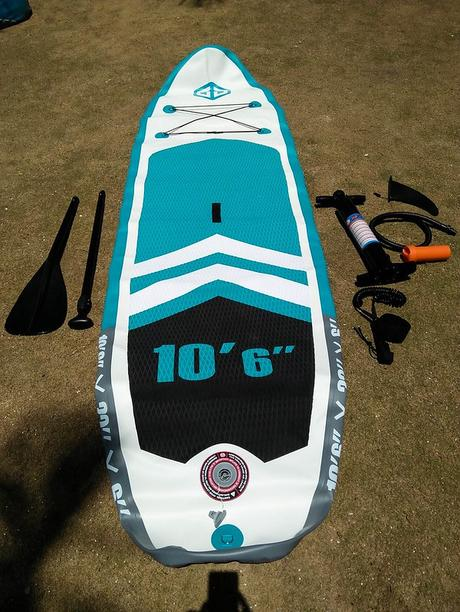 Goosehill Inflatable Standup Paddleboard kit