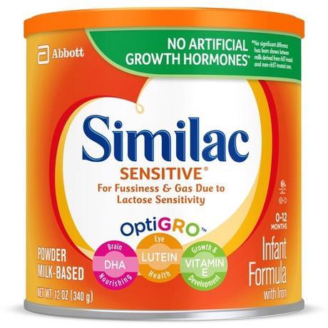 similac sensitive image