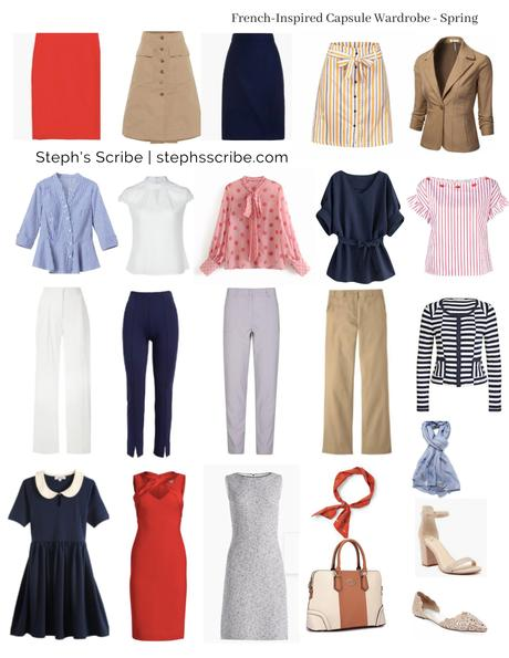 Creating a Capsule Wardrobe To Simplify and Change Your Life