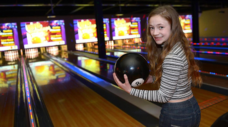 Hold Your Child's Birthday Party at a Bowling Alley