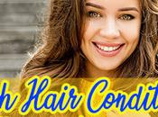 Natural Ayurvedic Conditioner Healthy Hair Go-richh