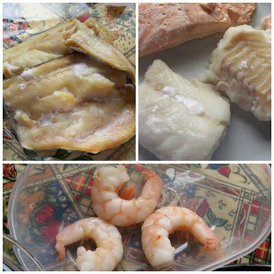 Low Carb Fish Pies