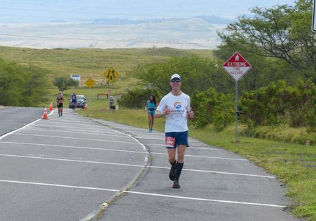 The inaugural REVEL Kulia Marathon (HI)