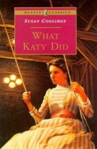 Beth And Chrissi Do Kid-Lit 2019 – JUNE READ – What Katy Did by Susan Coolidge