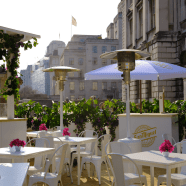 5. Somerset House welcomes a taste of Spain with San Miguel summer terrace