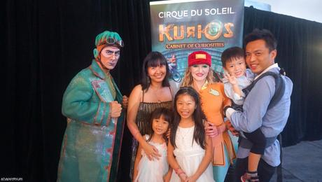 KURIOS – Cabinet of Curiosities opens in Singapore!