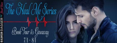 Heal Me Series Tour & Author Guest Post
