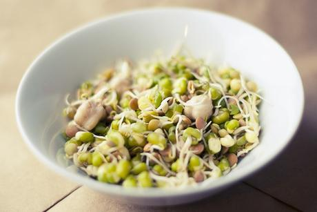 Sprouting has become quite popular and with good reason! Here are 6 Amazing Health Benefits of Sprouting, along with sprouting tips and yummy recipes.