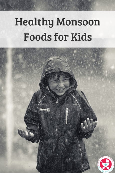 A change in weather requires a change in diet. Here are the best monsoon foods for kids to stay healthy and disease-free during the rainy season.