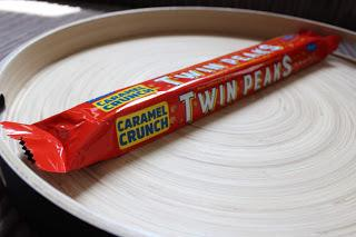 Poundland Twin Peaks Caramel Crunch Review