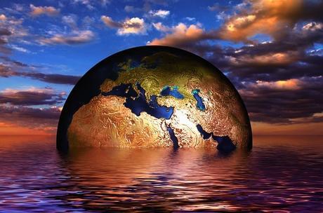 earth-globe-water-wave-sea-lake