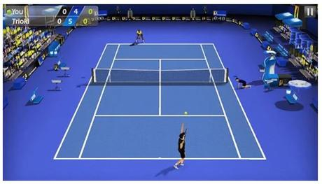 Best Tennis Games Android/ iPhone