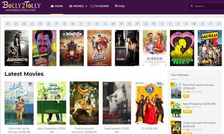 Bolly2Tolly – Download Bollywood, Tamil, Telugu, Malayalam movies