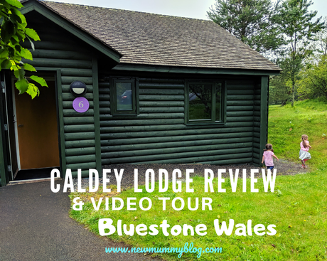 Caldey Lodge – Bluestone Wales [+ video tour]