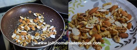 Honey Nut Brittle Recipe   How to make Nut Brittle with Honey   Honey Nut Candy