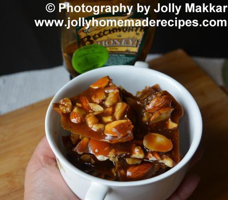 Honey Nut Candy